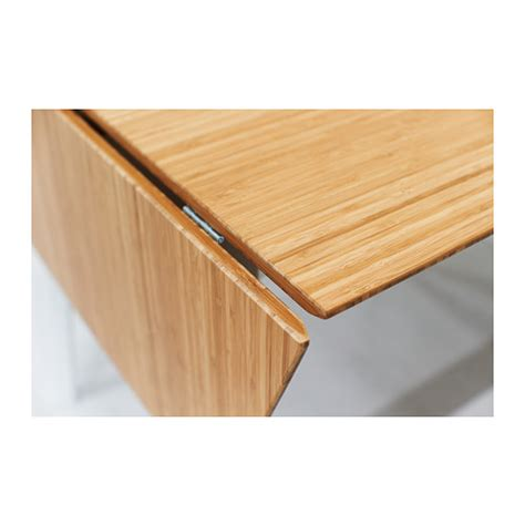 ikea leaf ikea ikea ps 2012 drop leaf table table top made of the