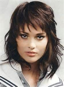 shag haircuts for oblong shaggy hairstyles gypsy shag haircuts with bangs for