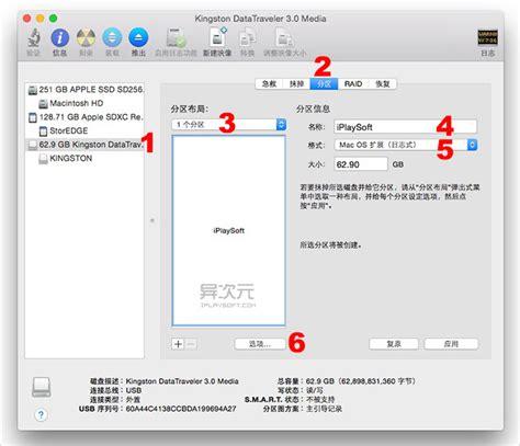 format flash drive mac yosemite 简单制作 os x yosemite 10 10 正式版u盘usb启动安装盘方法教程 全新安装 mac 系统