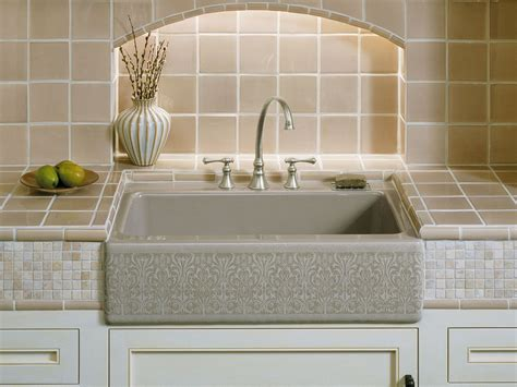 kohler dickinson farmhouse sink standard plumbing supply product kohler k 14579 kg g9