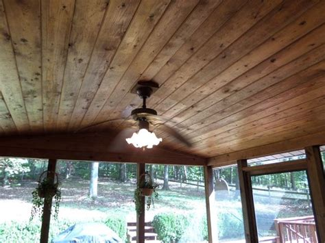 tongue and groove patio ceiling tongue groove porch ceiling home features that