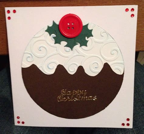 pudding card template handmade pudding card puds
