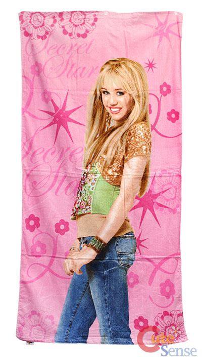 hannah montana bathroom disney hannah montana beach bath towel