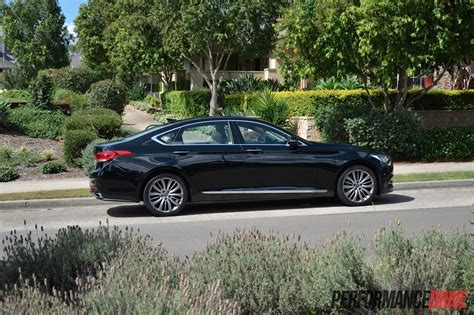 Hyundai Genesis Ultimate by 2015 Hyundai Genesis Ultimate Pack Review