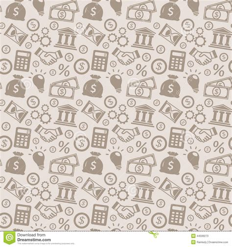 background pattern business business seamless pattern vector background stock vector