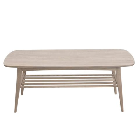 kelley white oval coffee table with ultra modern chrome