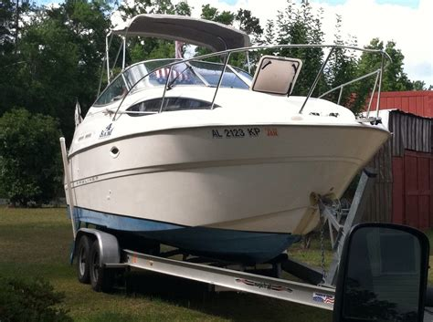 bayliner 2455 ciera cabin cruiser 2000 for for