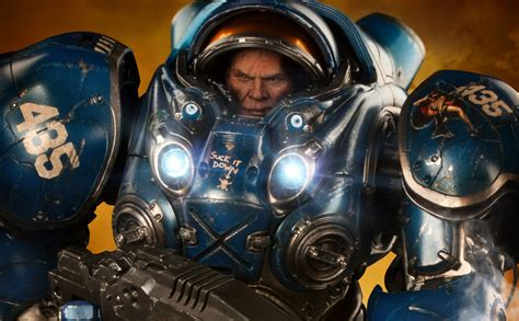 starcraft 2 figures starcraft ii tychus findlay sixth scale figure ready for