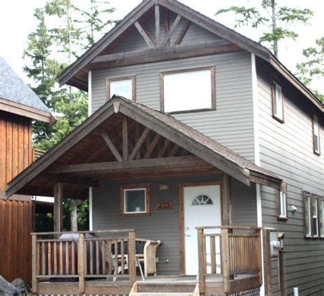 Cottages For Sale On Vancouver Island by Reef Point Cottages Real Estate Ucluelet Houses