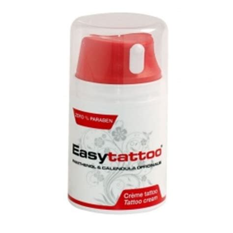 easy tattoo panthenol cr 232 me tattoo easytattoo produits sp 233 cifiques beaut 233 test