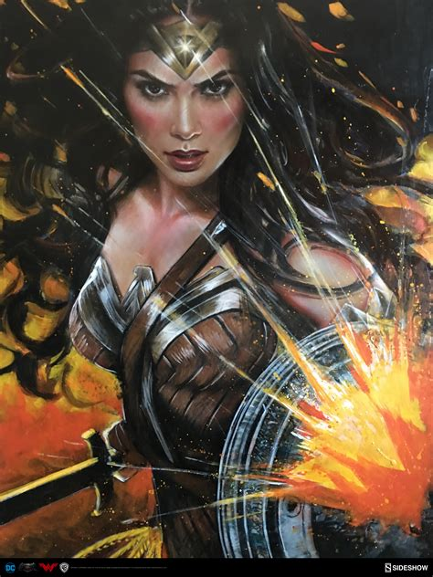 wonder woman the art a real life wonder woman honors diana of themyscira in new