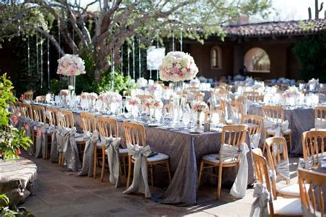 Pinterest Friday: Wedding Reception Decor