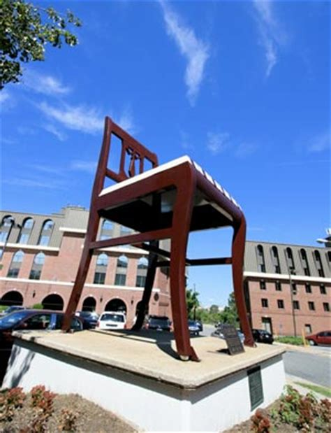 the big chair in southeast dc the big chair in anacostia boundary stones weta s