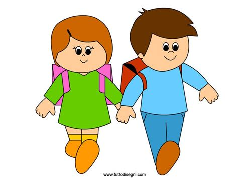 clipart bambini a scuola clipart voor kleuters bambini vanno a scuola