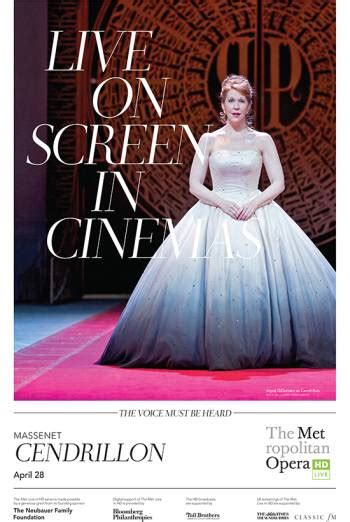 cinderella film vue met opera cendrillon 2018 book tickets at vue cinemas