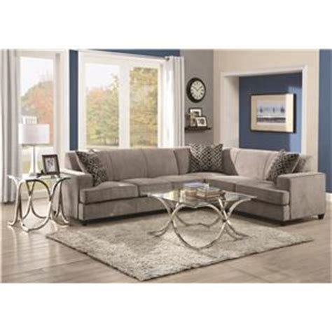 coaster tess sectional sofa coaster tess 500727 sectional sofa northeast factory