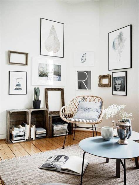 Rustikale Bilderrahmen 1001 by 1001 Ideen F 252 R Kleines Wohnzimmer Einrichten
