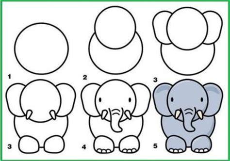 imagenes de uñas paso x paso imagenes de elefantes animados imagenes para dibujar faciles