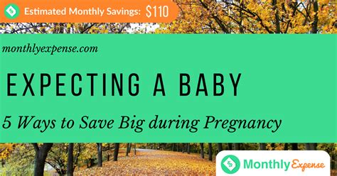4 ways to save big when it comes to kitchen remodelling 5 ways to save big when expecting a baby monthly expense