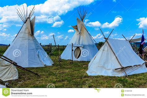 tenda indiana tenda indiana tepee immagine stock libera da diritti