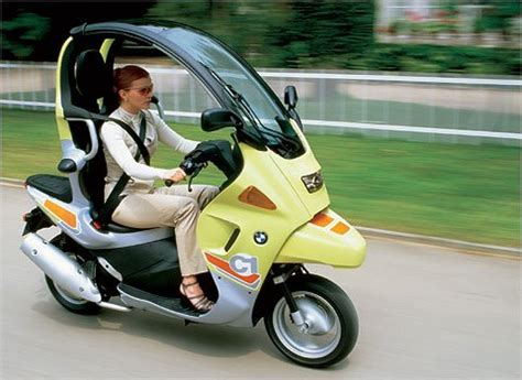 bmw c1 almost successful the new york times