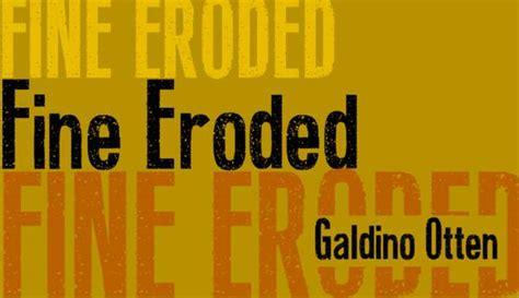 dafont eroded 30 attention getting fonts for postcard design