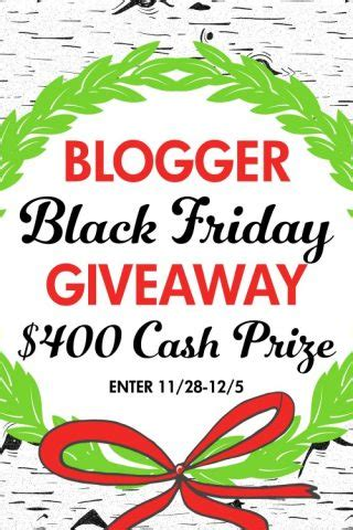 Best Black Friday Giveaways - giveaways archives design dazzle