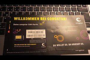 Festnetz Kundennummer by Congstar Freischalten So Schalten Sie Ihre Sim
