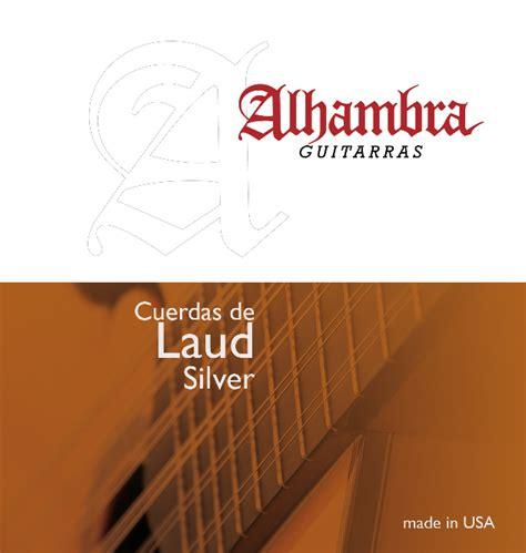 l dk espaã ol guitarras accesorios cuerdas para lad guitarras alhambra