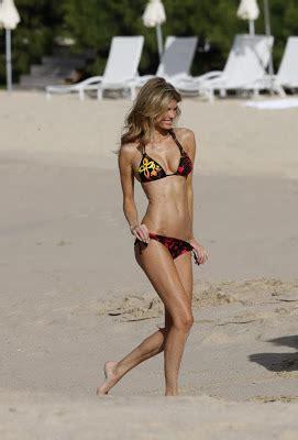 the naked post: supermodel marisa miller nipple slip