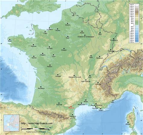 ROAD MAP MINERVE : maps of Minerve 34210