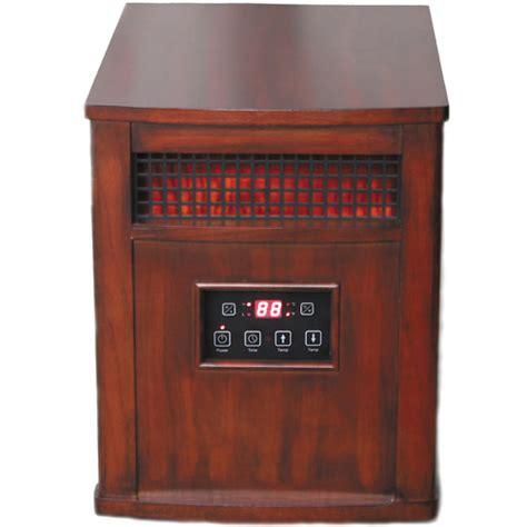 comfort glow space heaters comfort glow infrared quartz heater walmart com