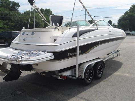 deck boats for sale in va 2007 used bryant 236 deck boat for sale 24 999
