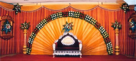simple wedding stage decoration with flowers homemade kerala hindu wedding stage decoration photos driverlayer