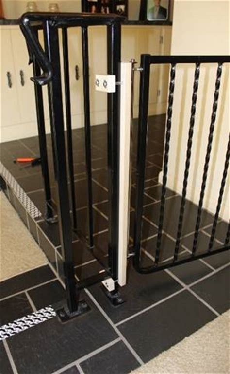 Baby Gate For Banister Custom Baby Gate Wall And Banister No Holes Installation