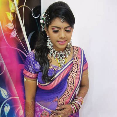 Best Bridal Makeup Artist in Chennai   Beauty Training