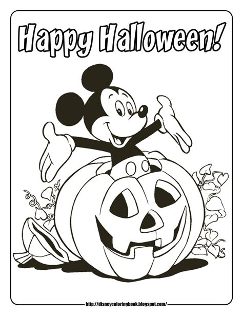 mickey and friends halloween 1 free disney halloween