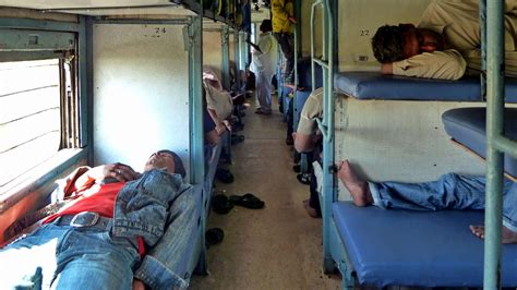 Sleeper Class Ticket by India Indian Railway Sleeper Class 12 Classes Of Accom Flickr