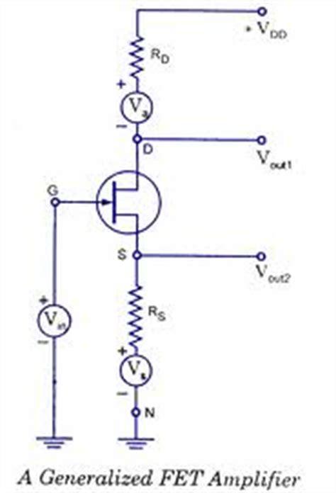 fet transistor gain fet lifier wow