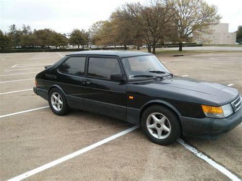 buy used 1990 saab 900 spg hatchback 2 door 2 0l in