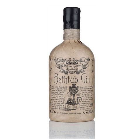 Bathtub Gin by Bathtub Tom Gin Gin Kiosk