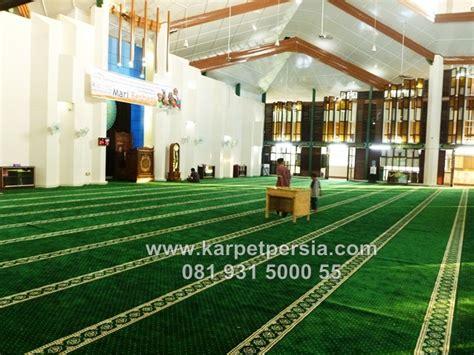 Karpet Masjid Polos pusat karpet masjid nomor 1 terlengkap di kalimantan barat