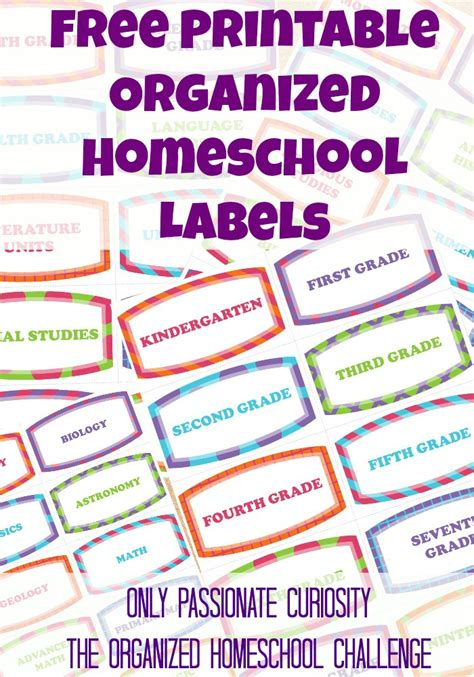 name tag design challenge the organized homeschool challenge what to do with all