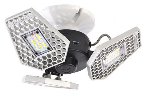 garage light bulbs led big led light for dark garages for a price garagespot