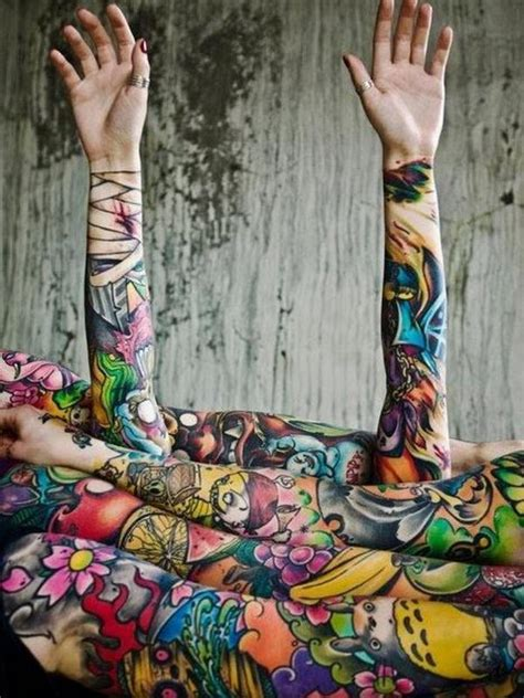 random sleeve tattoo designs 125 sleeve tattoos for and designs meanings