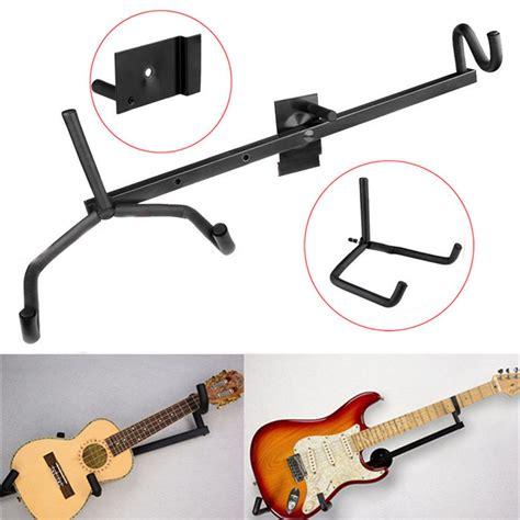 End Pind Hanger Gitar Black new guitar wall hanger holder stand r end 5 8 2019 3 15 pm