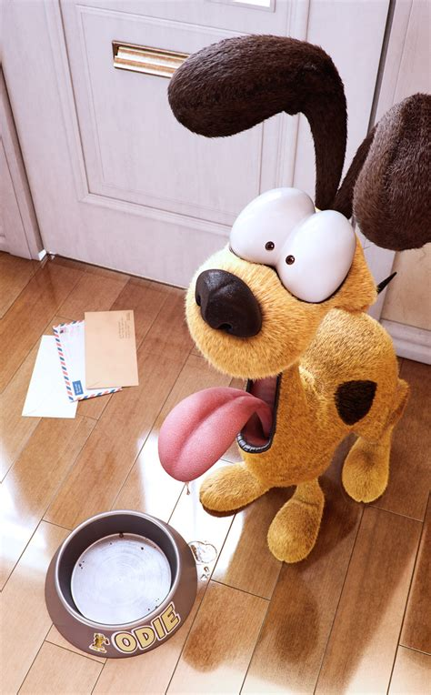 odie the odie the
