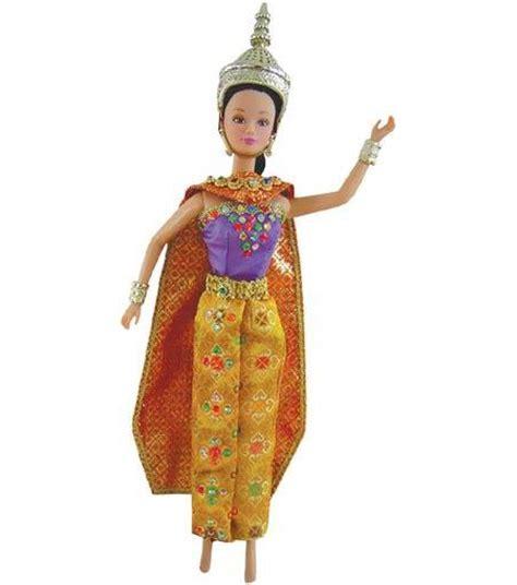 china doll thai thai dancer toys yue sai wawa dolls isbn 7007