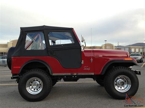 1977 Jeep Cj5 For Sale 1977 Jeep Cj5 Frame Restoration Jeep 4x4 For Sale