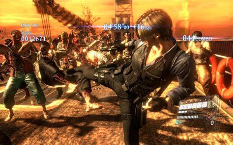 Ps4 Resident Evil 6 Reg All resident evil 6 review ps4